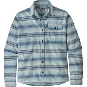 Patagonia LW Fjord Flannel Shirt Herre rotation/big sky blue